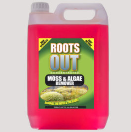 moss and algae remover