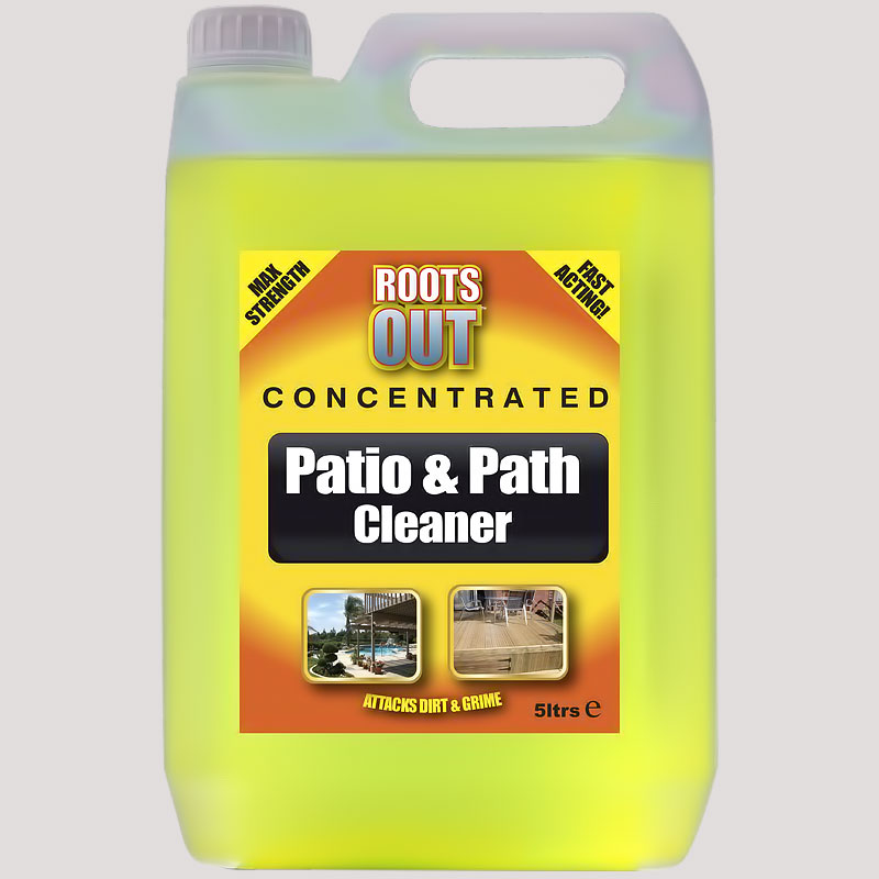 patio and path cleaner
