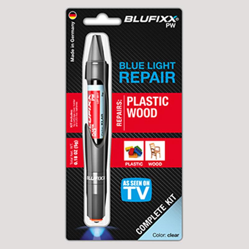 plastic and wood repair