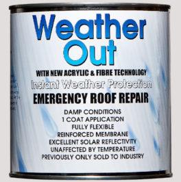 roof sealer