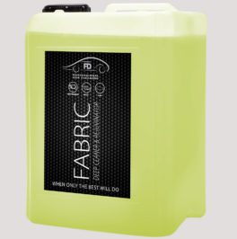 fabric cleaner
